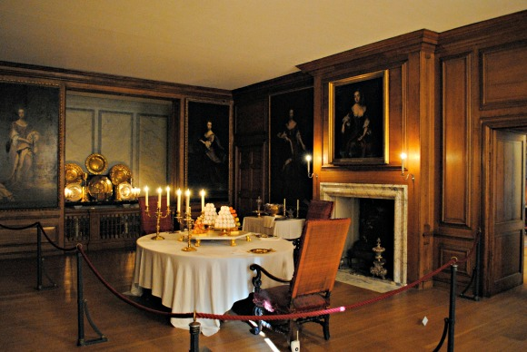 Dining Room at Hampton Court