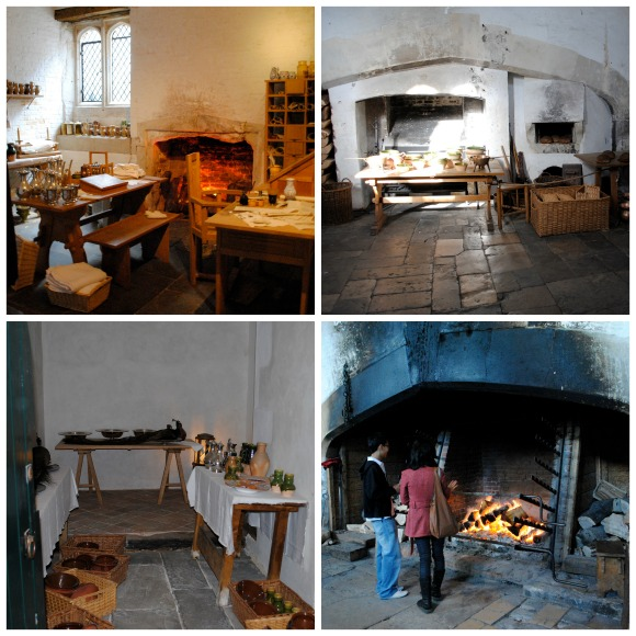 Hampton Court Kitchens Collage