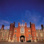Visiting Hampton Court Palace