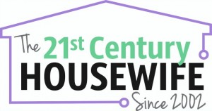Logo The 21st Century Housewife