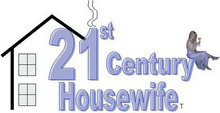 Original The 21st Century Housewife logo