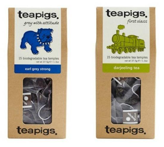 Teapigs Collage