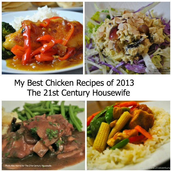 Best Chicken Recipes of 2013