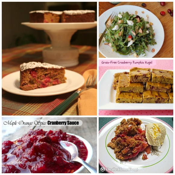 Cranberry Collage