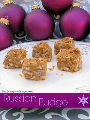 russian fudge a