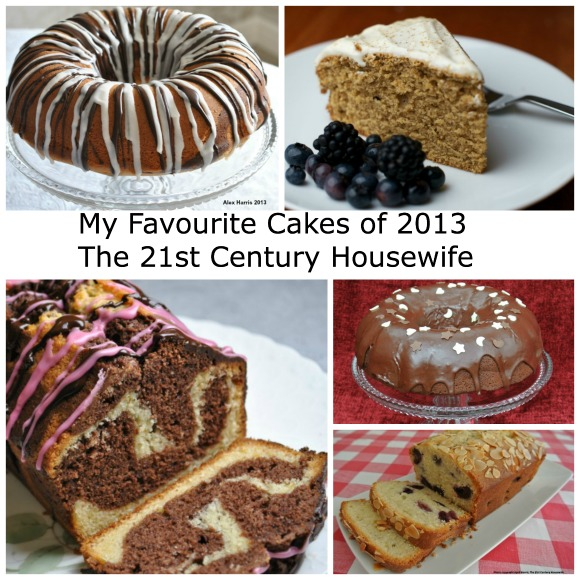 My Favourite Cakes of 2013