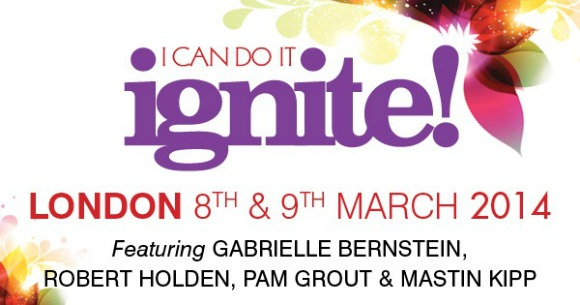 I Can Do It – Ignite! – And A Giveaway