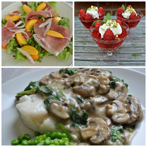 Valentines Day Menus and Recipes