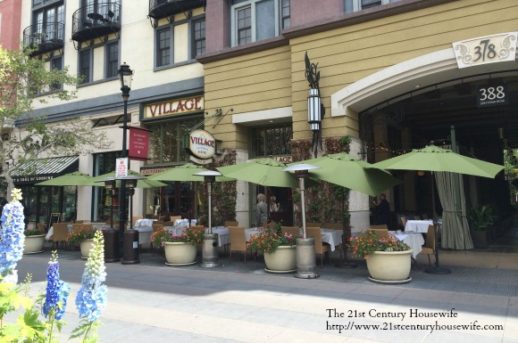 Good Places to Eat in Santana Row, San Jose