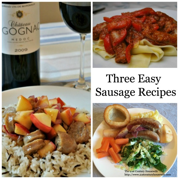 Easy Sausage Recipes