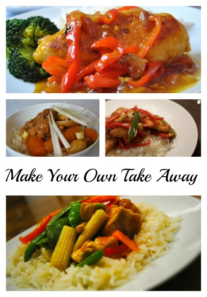 Make Your Own Take Away
