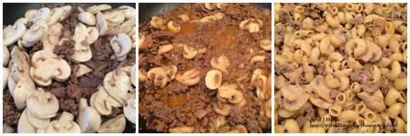 Beef Stroganoff Macaroni