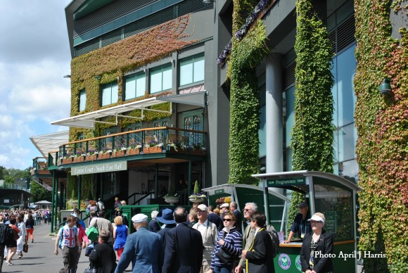 More Than Just Tennis at WImbledon