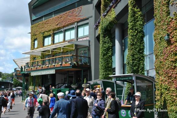 More Than Just Tennis at WImbledon