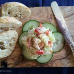 Easy Crab Pate Recipe