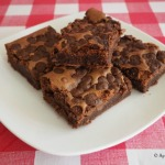 Best Chocolate Orange Brownies