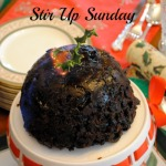 What is Stir Up Sunday?