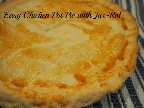 Chicken Pot Pie with Jus-Rol on AprilJHarris.com