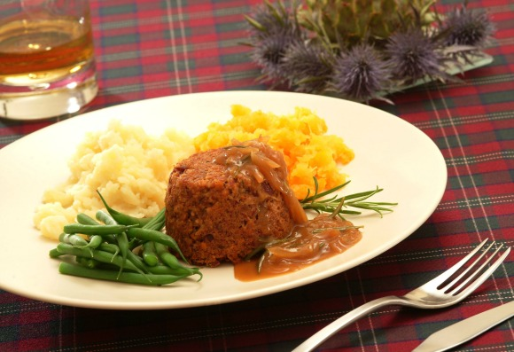 A Vegetarian Burns Night