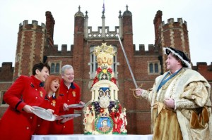 500th Anniversary Hampton Court Palace