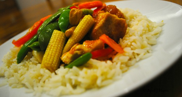 Healthier Sweet and Sour Chicken Recipe