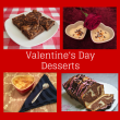 Valentines Day Desserts - recipes perfect for Valentines Day Ideas, or for any time you want a special dessert