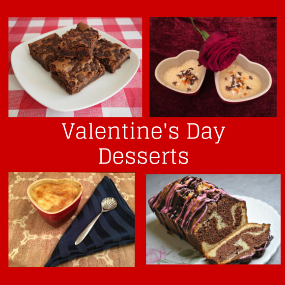 Valentines Day Desserts Recipes