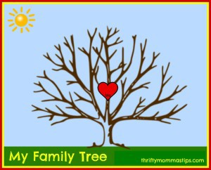 Family Tree for Adoptive Families
