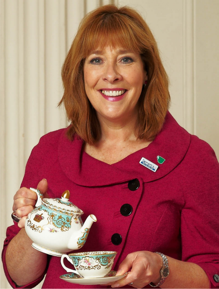 Phyllis Logan for Dementia UK