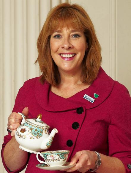 Phyllis Logan for Dementia UK
