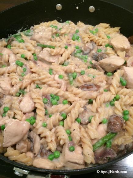 Chicken Noodle One Pot