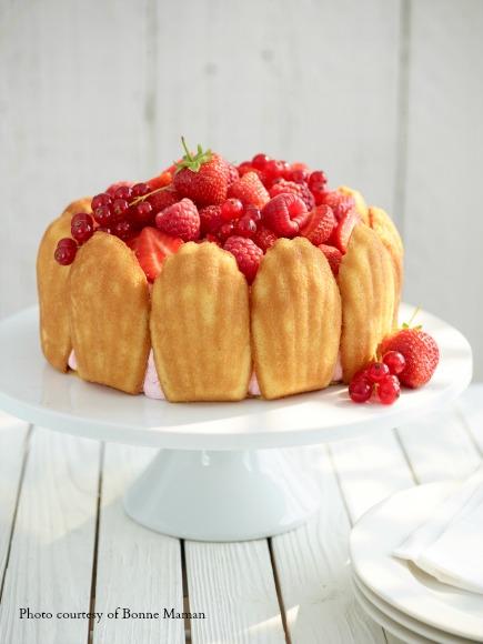 Bonne Maman Summer cake
