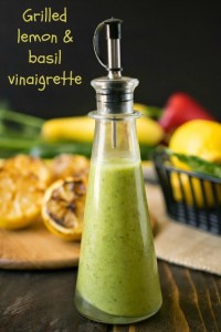Hearth and Soul Hop Grilled Lemon Vinaigrette