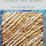 Lemon Almond Streusel Bars recipe