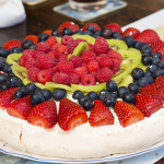 Mixed Fruit Pavlova – A Family Recipe