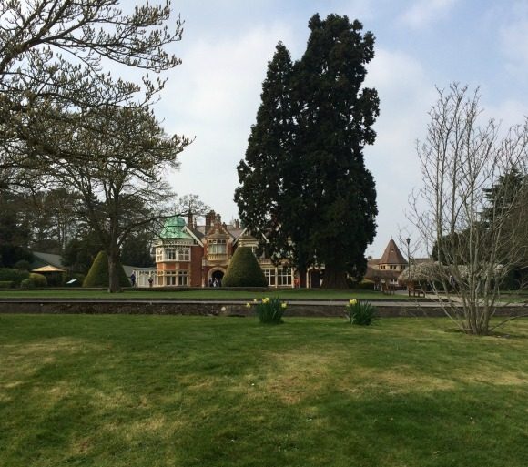 Visiting Bletchley Park