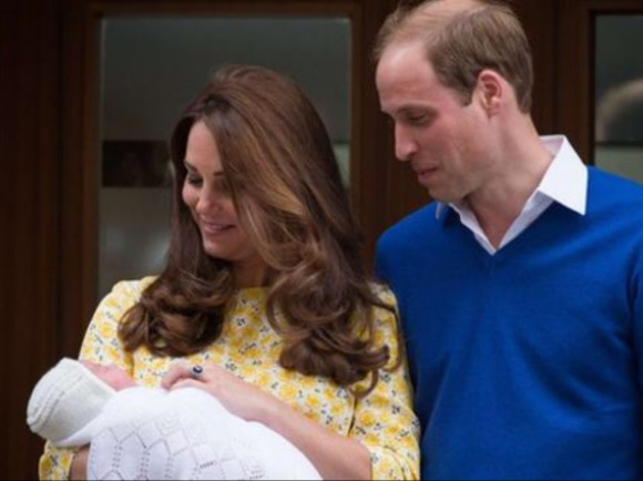 Home for Royal Baby