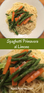 My Spaghetti al Limone is a classic Italian dish with lovely, bright, fresh flavours, Perfect for any occasion, this easy vegetarian recipe is sure to become a family favourite.