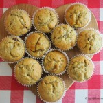 Banana and Chia Seed Muffins