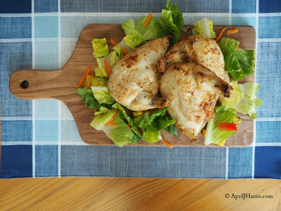 Easy Lemon and Herb Chicken Marinade