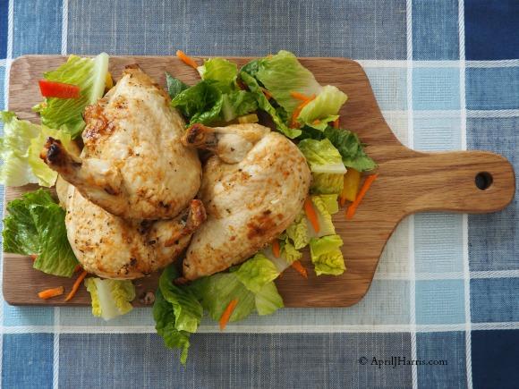 Easy Lemon and Herb Chicken Marinade