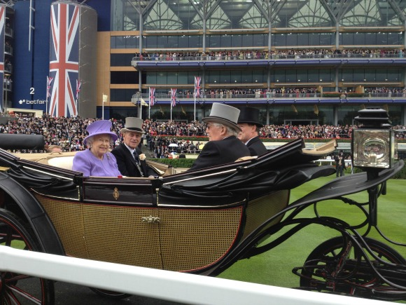 Visiting Royal Ascot