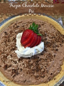 Chocolate Mousse Pie at the Hearth and Soul Hop