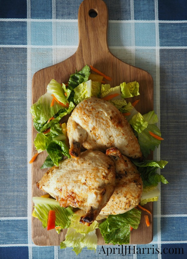 Easy Lemon and Herb Chicken Marinade perfect for barbecues or roasting