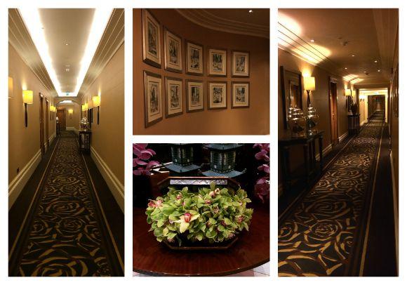 Visiting the Savoy