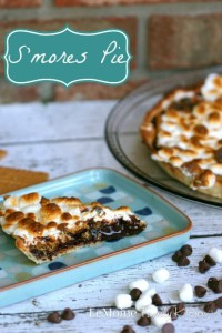 S'mores Pie at The Hearth and Soul Hop