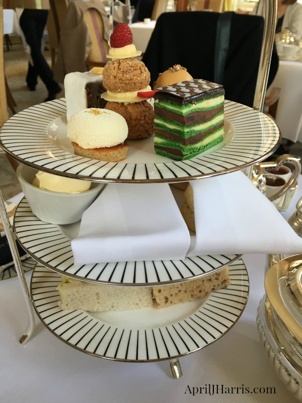 Afternoon Tea in London The Goring