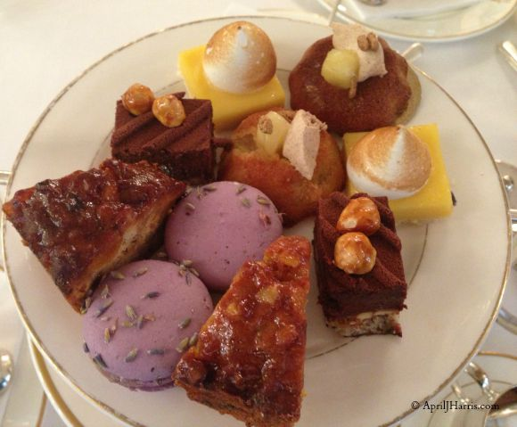 Places to Have Afternoon Tea in London on AprilJHarris.com