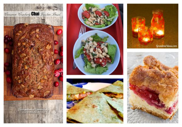 Featured posts from the Hearth and Soul Hop on AprilJHarris.com