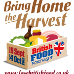 British Food Fortnight 2015